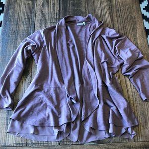 Flowy cardigan